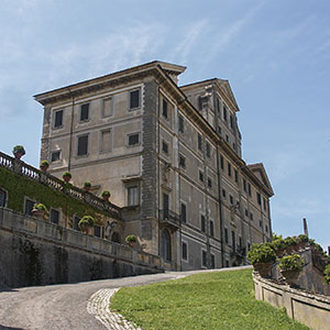Frascati, Villa Aldobrandini © Franco Bruni