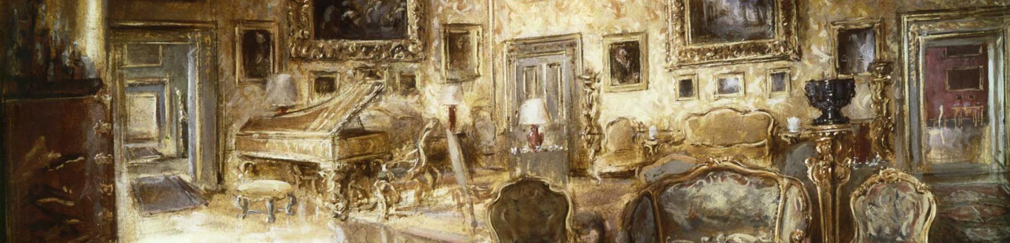 Philippe Casanova, Palazzo Pallavicini, 1995