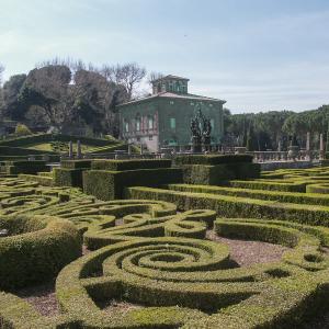 Bagnaia, Villa Lante © Franco Bruni