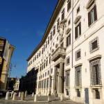 Roma, Palazzo Borghese © Huub van der Linden