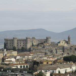 Bracciano, castello Orsini-Odescalchi © Franco Bruni